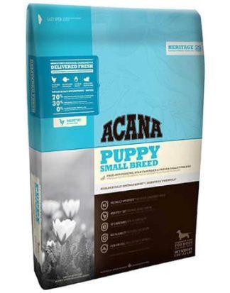 Ξηρά τροφή σκύλου acana puppy small breed pet shop