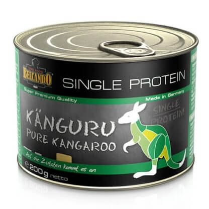 Belcando Kangaroo Single Protein 200g