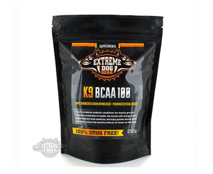 EXTREME DOG K9 BCAA 100 250g 1