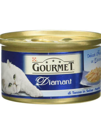 GOURMET DIAMANT ΦΙΛΕΤΑΚΙΑ ΤΟΝΟΥ 85g