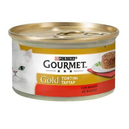 GOURMET GOLD ΜΟΥΣ ΒΟΔΙΝΟ 85g