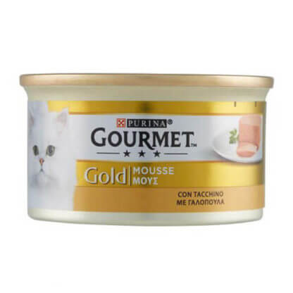 GOURMET GOLD ΜΟΥΣ ΓΑΛΟΠΟΥΛΑ 85g