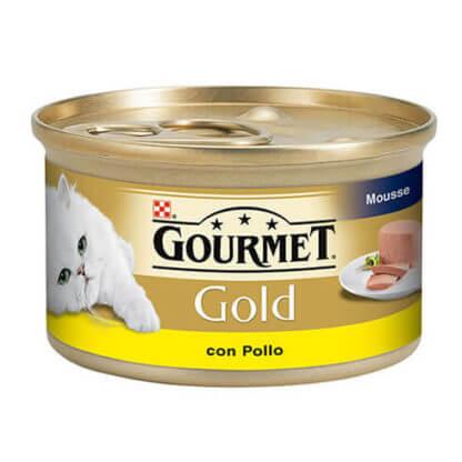GOURMET GOLD ΜΟΥΣ ΚΟΤΟΠΟΥΛΟ 85g 1