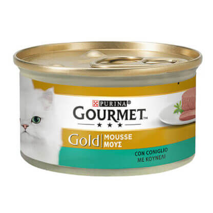 GOURMET GOLD ΜΟΥΣ ΚΟΥΝΕΛΙ 85g