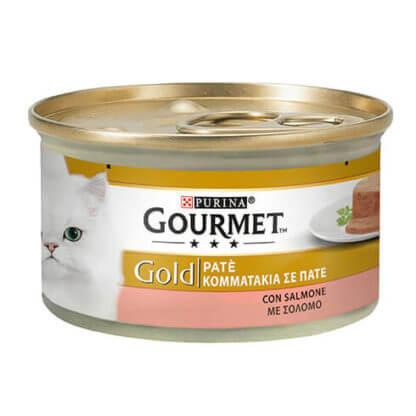 GOURMET GOLD ΠΑΤΕ ΣΟΛΟΜΟΣ 85g