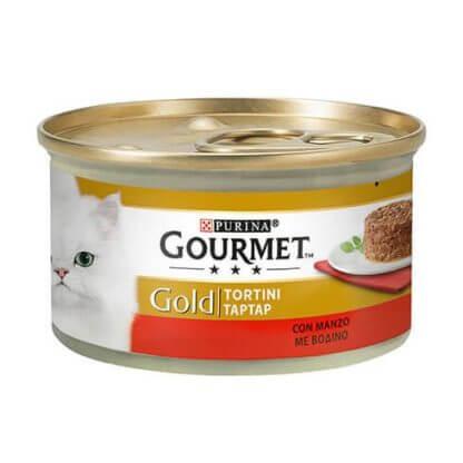 GOURMET GOLD KOMMATAKIA ΒΟΔΙΝΟ 85g