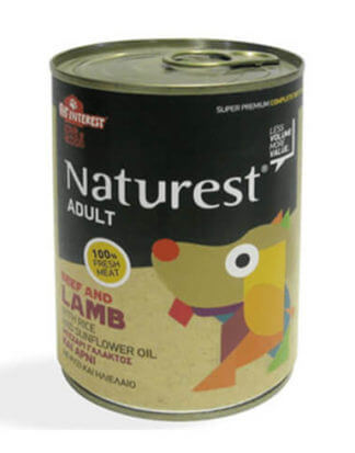 NATUREST ADULT BEEF & LAMB