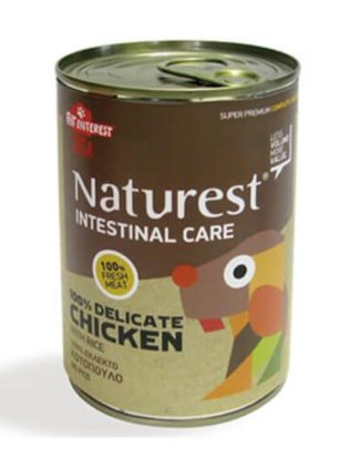 NATUREST ADULT INTESTINAL CARE WITH CHICKEN