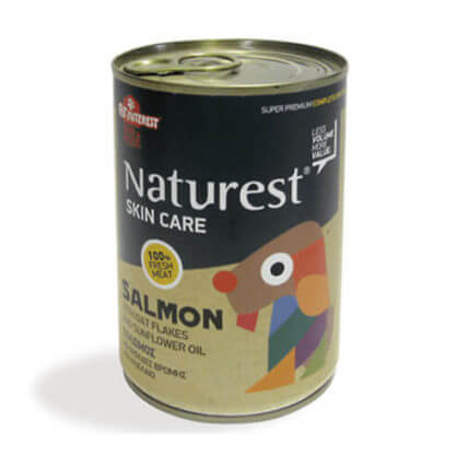 NATUREST ADULT SKIN CARE WITH SALMON