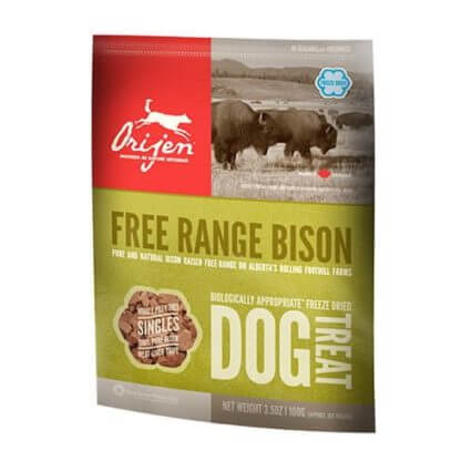 ORIJEN FREEZE DRIED BISON
