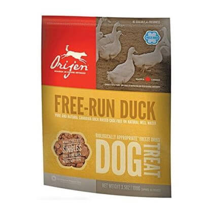 ΛΙΧΟΥΔΙΕΣ ORIJEN FREEZE DRIED FREE RUN DUCK