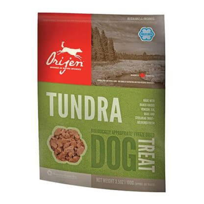ORIJEN FREEZE DRIED TUNDRA