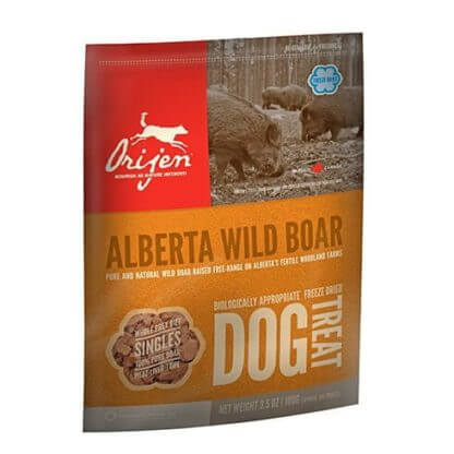 ORIJEN FREEZE DRIED WILD BOAR