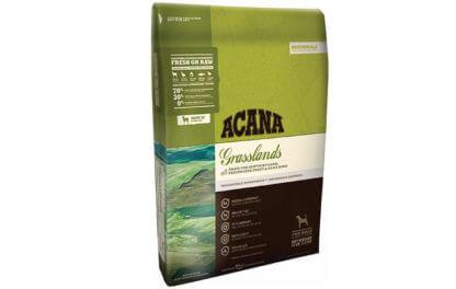 Ξηρά τροφή σκύλου acana grasslands