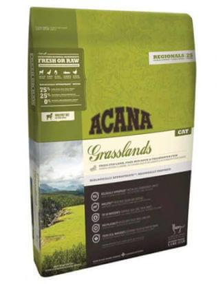 Ξηρά τροφή γάτας acana grasslands