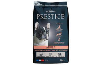 Ξηρά τροφή σκύλου flatazor prestige adult cereale salmon χωρις δημητριακα με σολομο