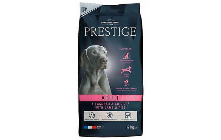 Ξηρά τροφή σκύλου flatazor prestige adult lamb and rice