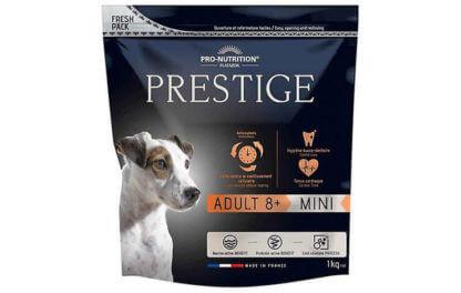 Ξηρά τροφή σκύλου flatazor prestige adult mini