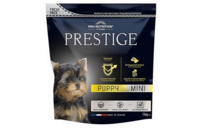 Ξηρά τροφή σκύλου flatazor prestige puppy mini