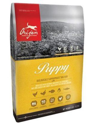 Ξηρά τροφή σκύλου orijen puppy