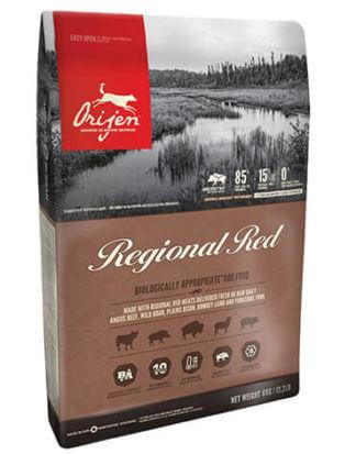 Ξηρά τροφή σκύλου Orijen regional red