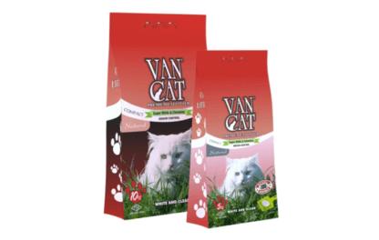 VAN CAT NATURAL CLUMPING 10kg 1
