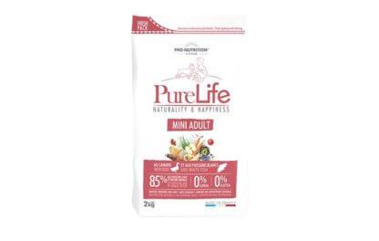 FLATAZOR PURE LIFE MINI ADULT GRAIN FREE 2kg 1