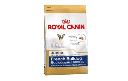 ROYAL CANIN FRENCH BULLDOG JUNIOR 3kg 1