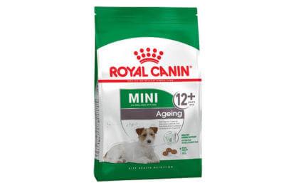 Ξηρά τροφή σκύλου ROYAL CANIN MINI AGEING 12