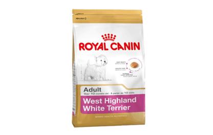 ROYAL CANIN WEST HIGHLAND WHITE TERRIER ADULT 1.5kg 1