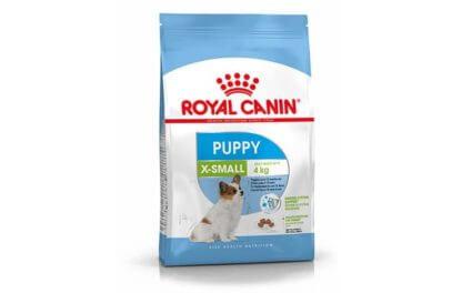 Ξηρά τροφή σκύλου ROYAL-CANIN-XSMALL-PUPPY