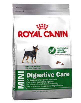Ξηρά τροφή σκύλου Royal Canin Mini Digestive Care