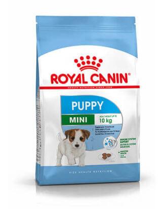 Ξηρά τροφή σκύλου Royal Canin Mini Puppy