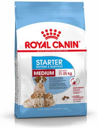 Ξηρά τροφή σκύλου Royal Canin Medium Starter