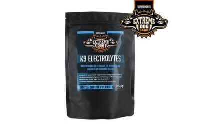 k9-electrolytes-extreme-dog συμπληρώματα διατροφής σκύλου