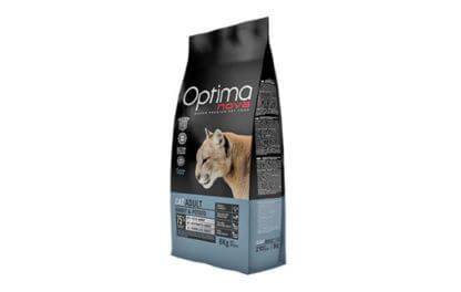 Ξηρά τροφή σκύλου optimanova cat rabbit and potato