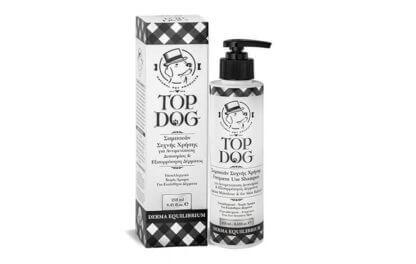 TOP DOG DERMA EQUILIBRIUM ΣΑΜΠΟΥΑΝ 250ML 1