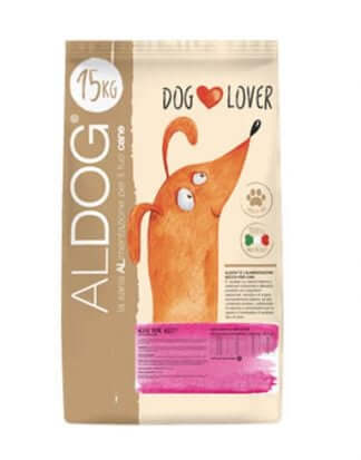 ALDOG SUPER PREMIUM AGILITY MEDIUM 15kg