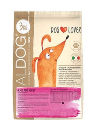 aldog super premium agility medium 3kg