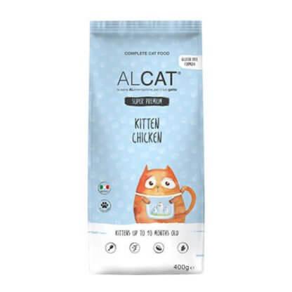 ALCAT KITTEN CHICKEN 400g 1